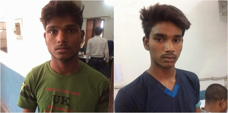 Police arrest two youths for stabbing one