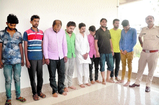 High profile sex racket busted in E7 Arera Colony