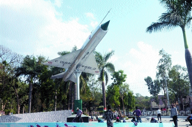 MIG-21 to be unveiled at Traffic Park today