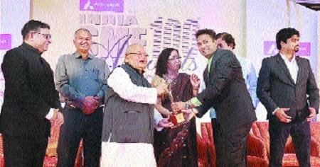 Vithoba Group bags MSME award for outstanding performance