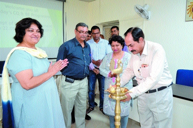 Three-day programme of corporate quality on Concept of Quality Mgmt inaugurated