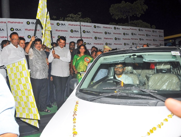 India's first Multi Modal Electric Vehicle project, Ola Electric Charging Station inaugurated