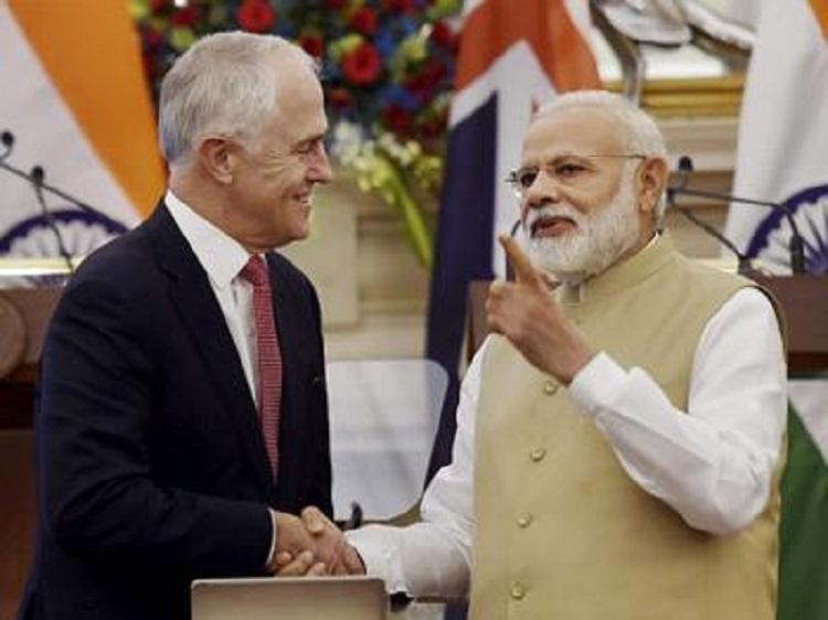 Modi conveys concerns over visa issue to Aus PM
