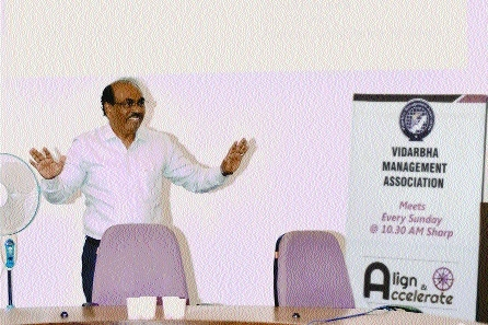 HR management is very crucial aspect of running biz: Dr Rao