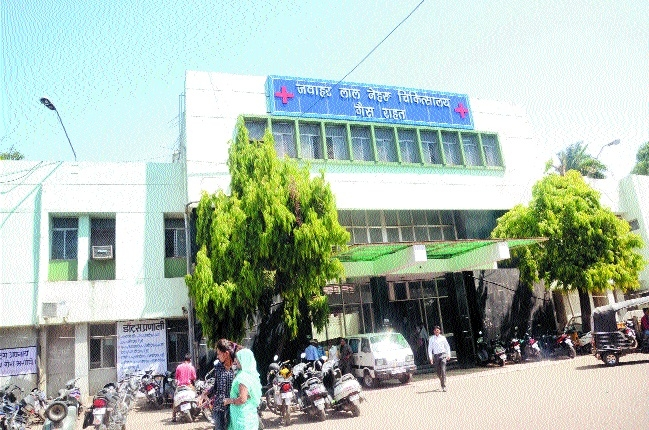 Recruitment in Gas Relief Deptt as docs leave hospital