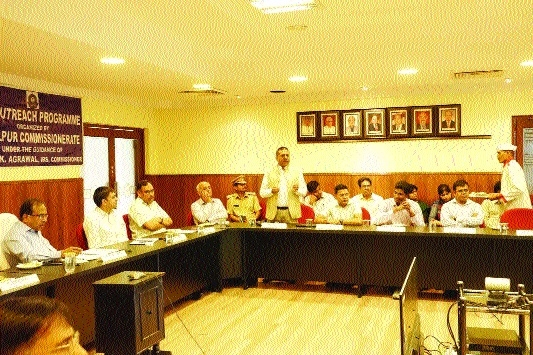 WCR Zone holds interactive session on GST