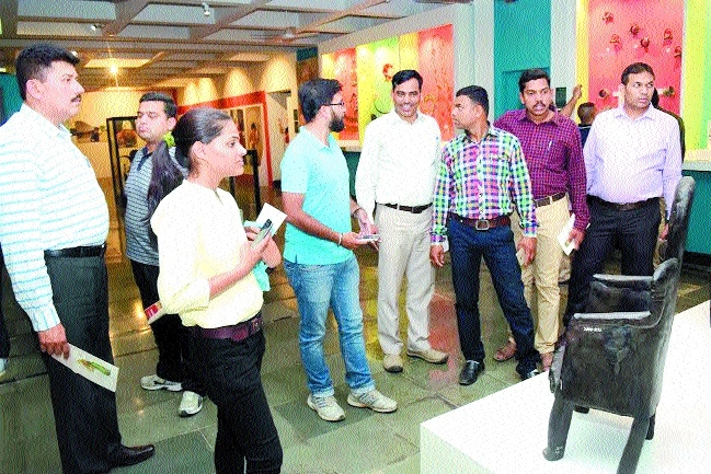 Various states' police officers visit IGRMS