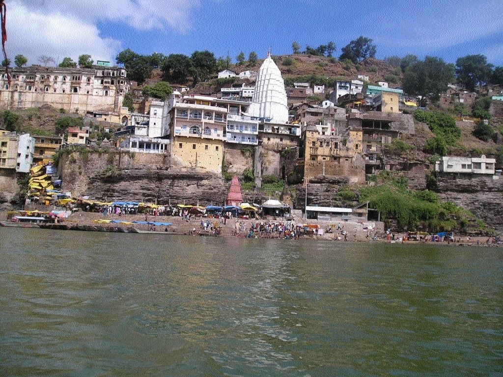 Narmada gets 'living entity' status