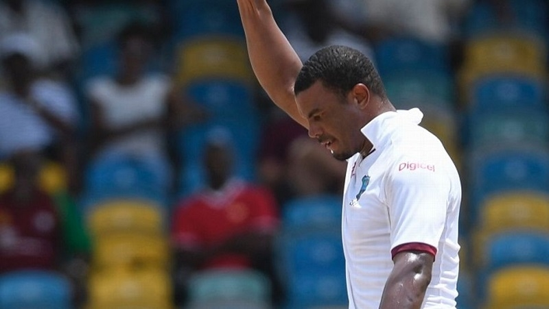 Hostile Gabriel helps Windies level series