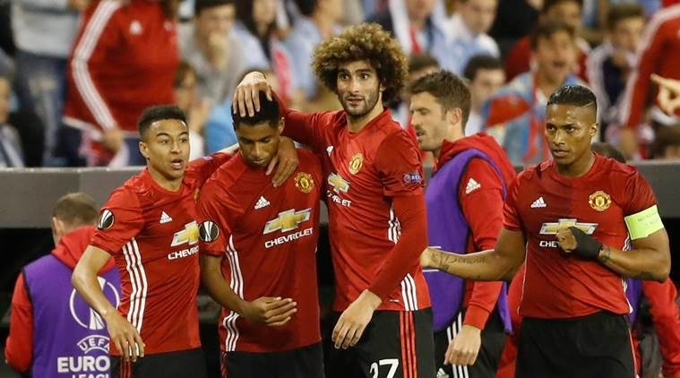 Rashford goal gives Man-U advantage
