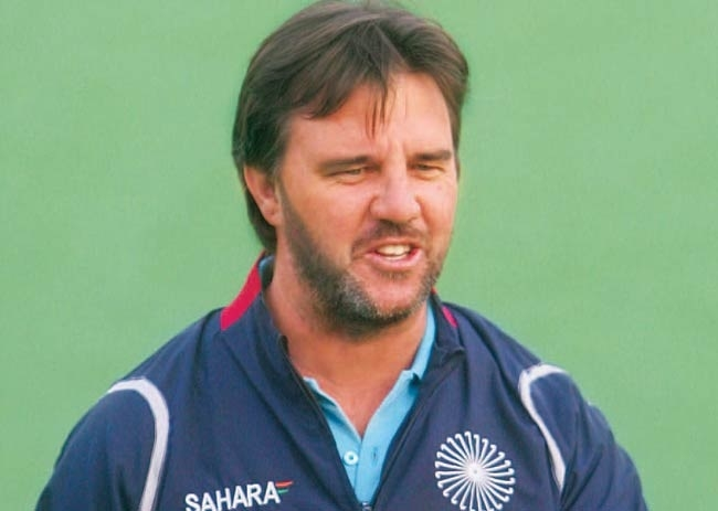 Looking forward to tap talented hockey players at younger age: David John
