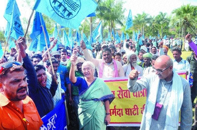 NBA protests against NCA decision to close Sardar Sarovar Dam gates
