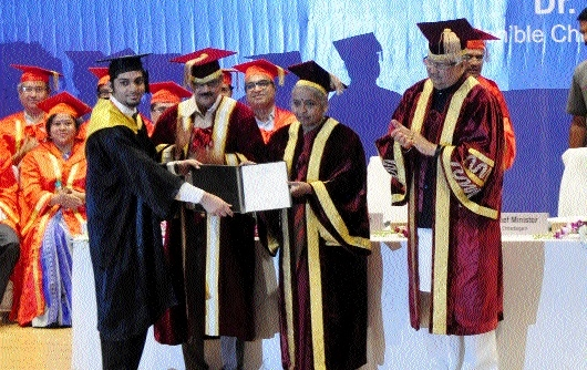 IIM Raipur conducts 6th Annual Convocation