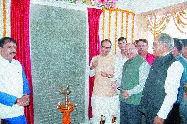 CM dedicates new building of RERA