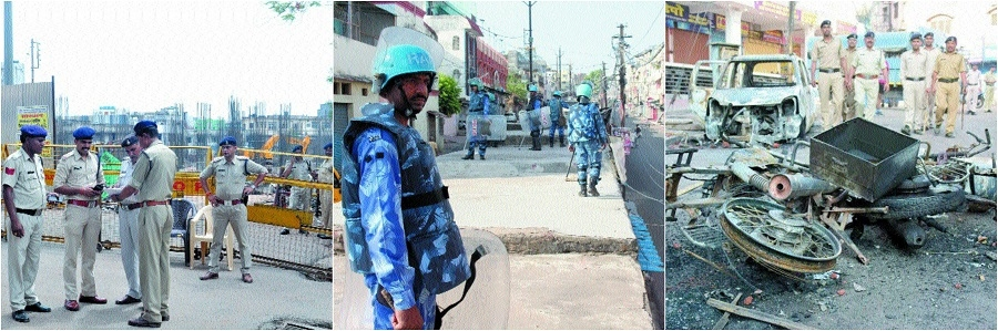 Situation under control a day after clash over prayers in Old City