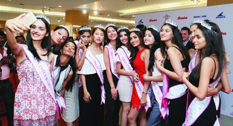 Miss India finalists charity event mumbai.jpg