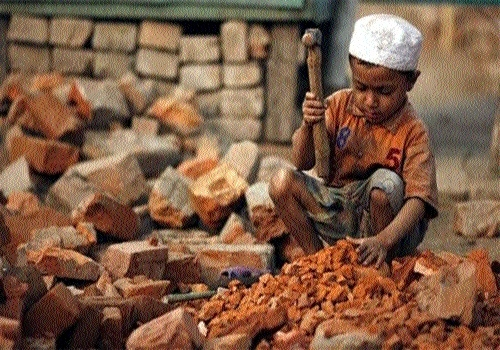 Resorts in city outskirts deploying child labourers