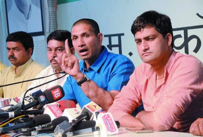 I did not lead farmers' agitation, says Congress MLA Jeetu Patwari