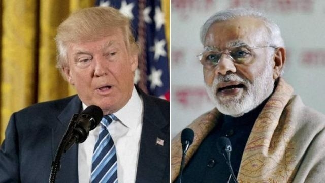 Modi to visit US; talks with Trump on 26th