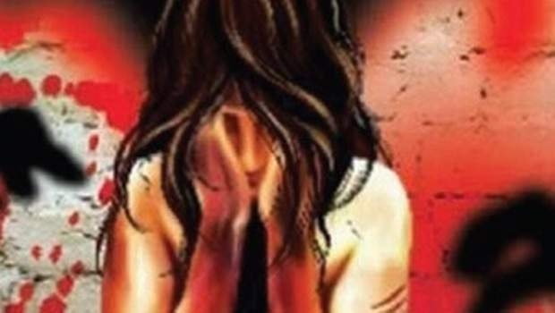 Man held for confining, raping woman