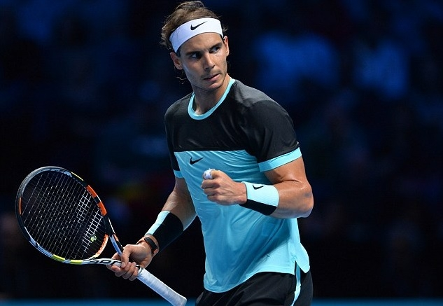 Nadal first to qualify for ATP World Tour Finals