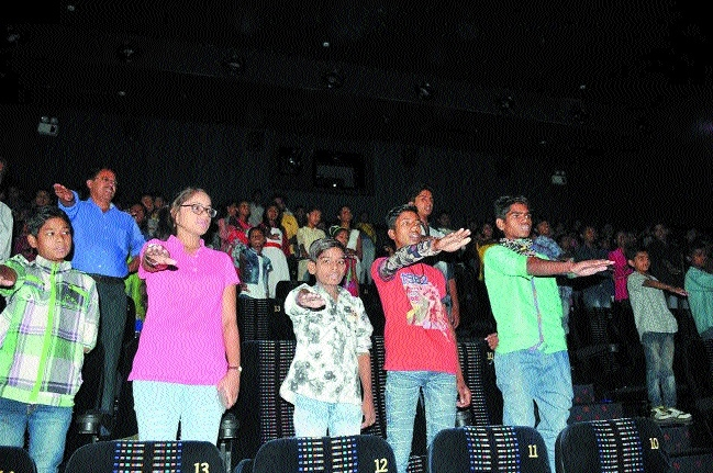 RMNH screens special film show on environment for underprivileged children