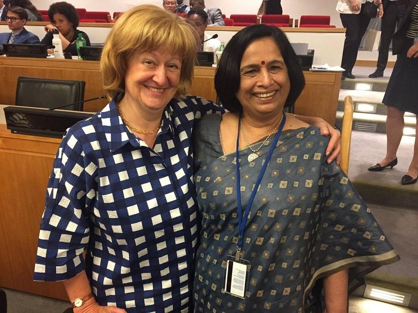 Neeru Chadha elected judge of international sea law tribunal