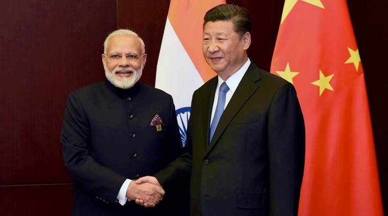 Modi greets Xi on his 64th birthday
