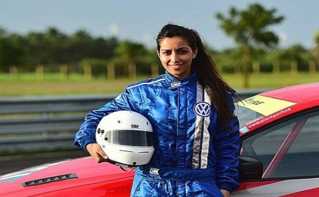 Vadodara racer becomes first Indian female in Euro JK Series