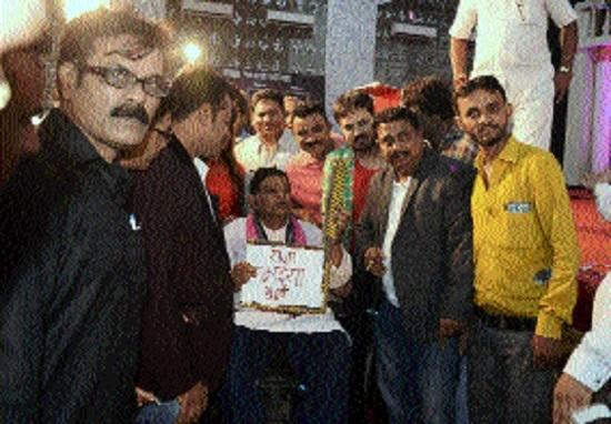 Muhurat of film 'Raja Bhaiya Ek Awara' held at Raipur
