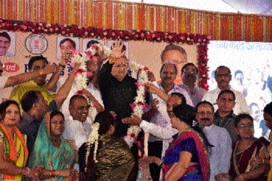 CM unveils substantial infrastructure works
