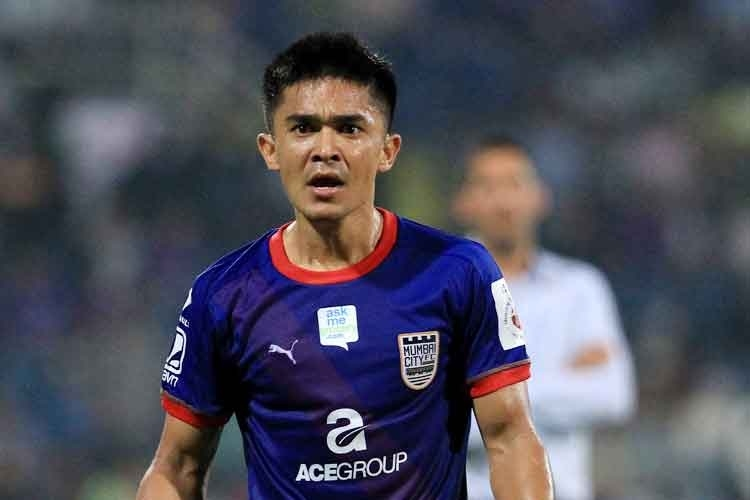Chhetri's strike rate is better than Ronaldo, Messi