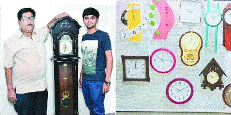 City timepiece market registers a turnover of Rs 1 crore per month