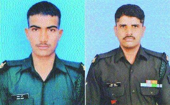 Pak BAT team crosses border, kills 2 jawans