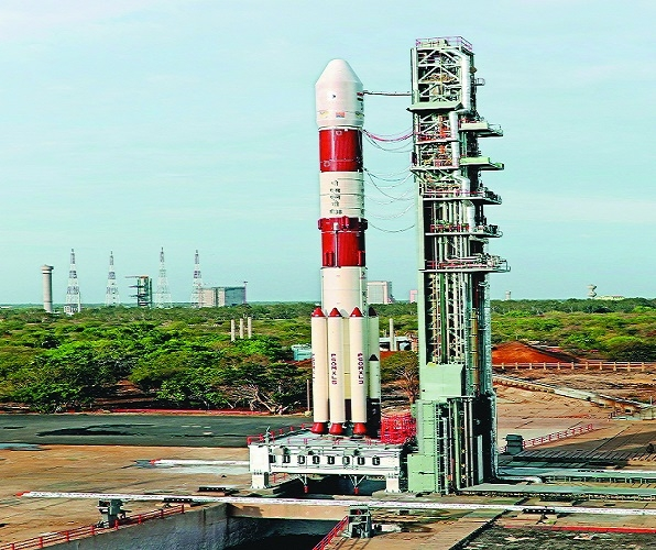 Countdown for PSLV-C38 launch begins