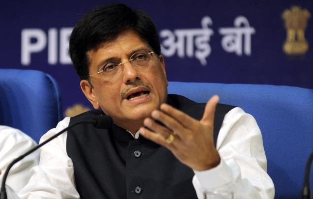 Power tariffs will not rise after GST is implemented, says Goyal
