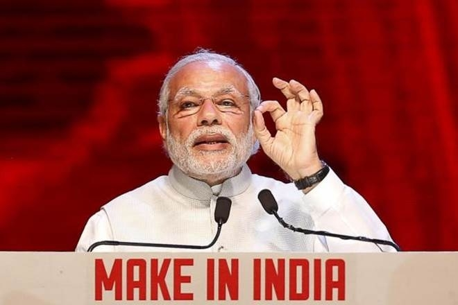 Modi thanks Swedish PM for supporting 'Make-in-India'