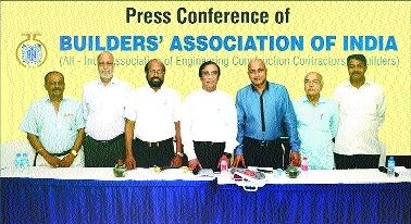 Builders Assn of India's State-level meet on 24th