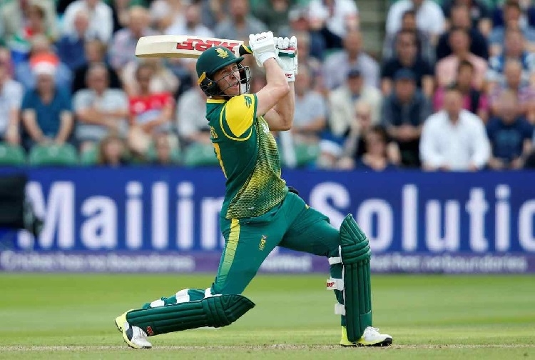 Roy's bizarre exit turns 2nd T20 SA's way