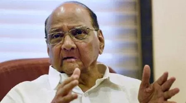 Farm loan waiver inadequate: Pawar