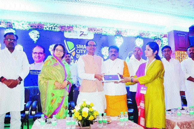 Bhopal will be parameter of smart city: CM Chouhan