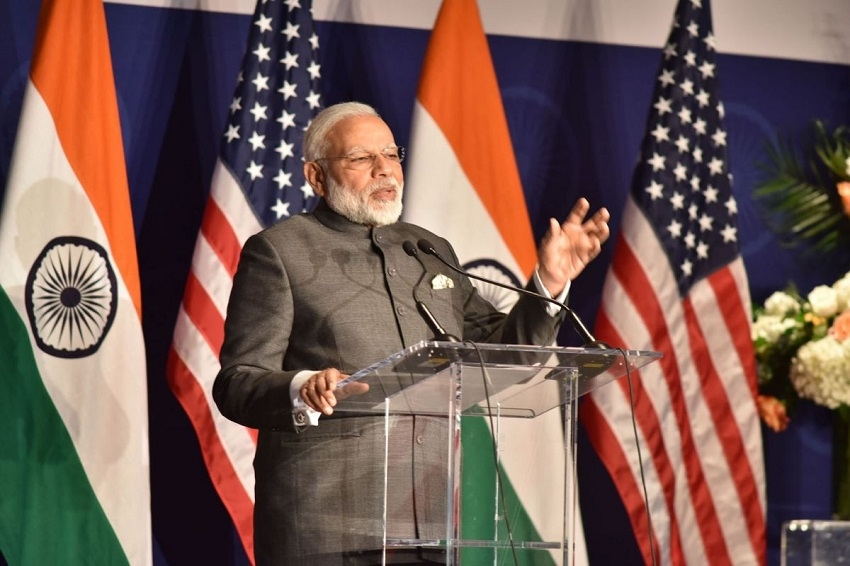 'Logic of Indo-US ties incontrovertible'