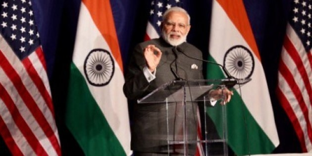 Surgical strikes proved our strength: Modi