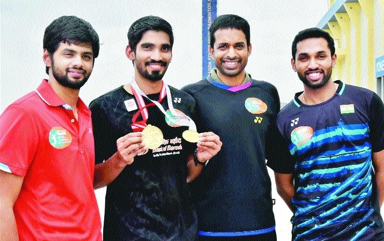Srikanth eyes world championship