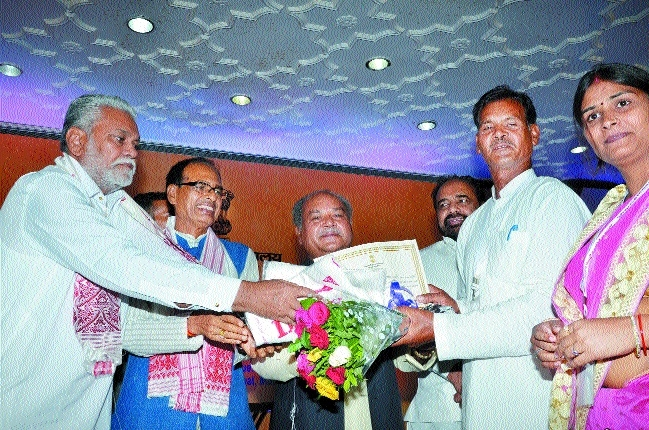 Take concept of Panchayati Raj to villages: CM