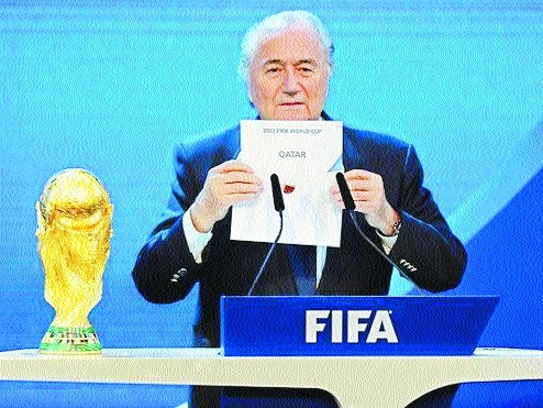 No evidence Russia tried to influence 2018 World Cup bid: FIFA