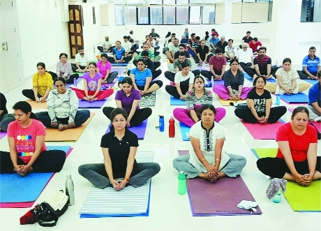 Attractive offers at Vijayan's Yoga