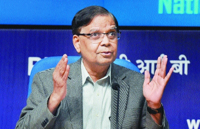 Economic turnaround in Q1: Panagariya