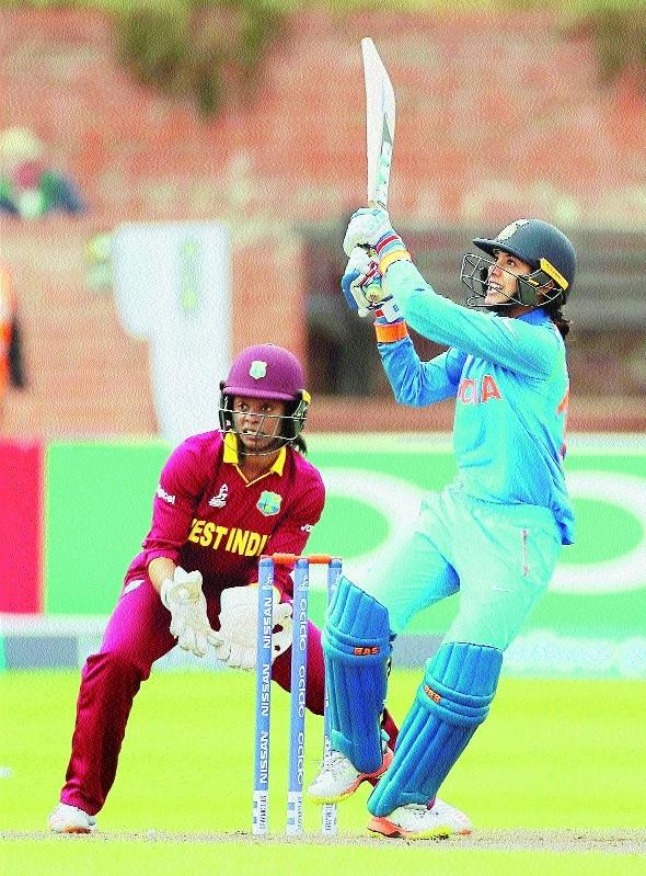 Super Smriti guides India to win