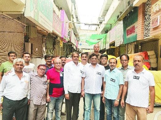 Wholesale cloth merchants oppose GST